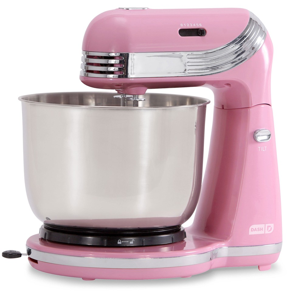 Dash Everyday 3qt Stand Mixer – Pink DCSM250PK 52912822