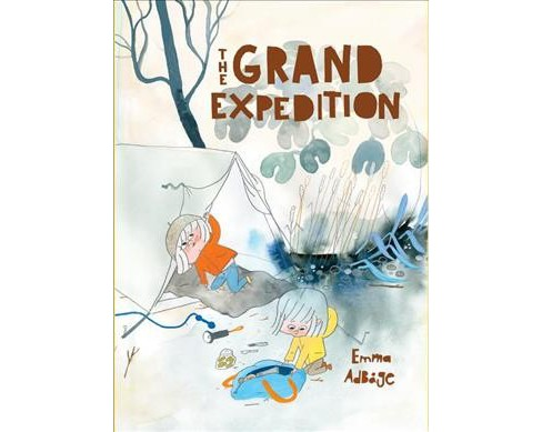 Grand Expedition -  by Emma Adbåge (Hardcover) - image 1 of 1