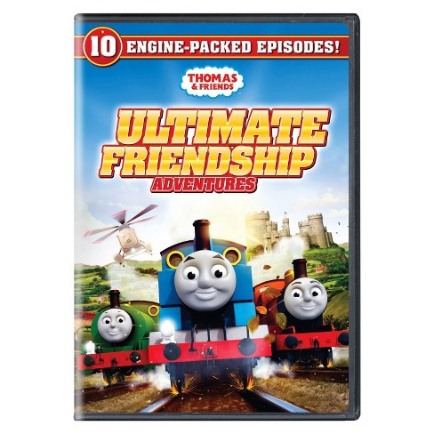 Thomas & Friends: Ultimate Friendship Adventures (DVD) - image 1 of 1