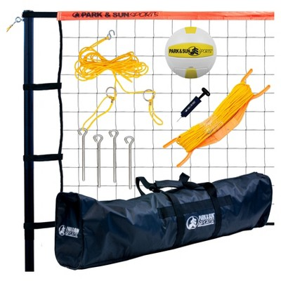 Park & Sun Sports® Spectrum 179 Volleyball Set