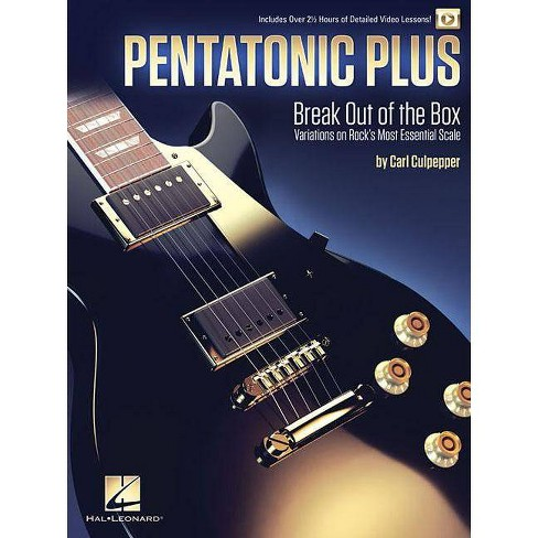 Pentatonic Plus - by  Carl Culpepper (Paperback) - image 1 of 1