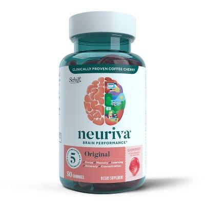 Neuriva Original Brain Performance Gummy - 50ct