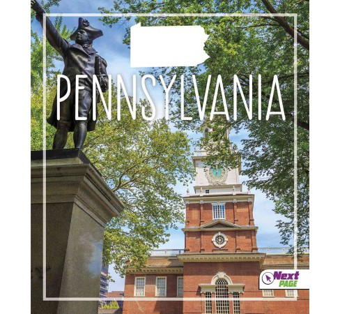 Pennsylvania (Paperback) (Tyler Maine) - image 1 of 1