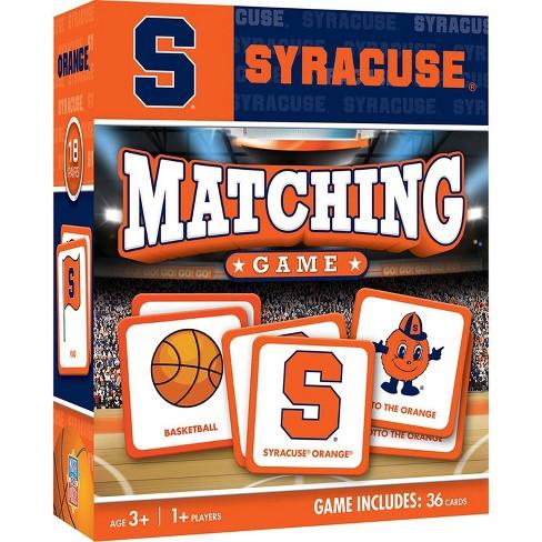 NCAA Syracuse Orange Matching Game - image 1 of 2