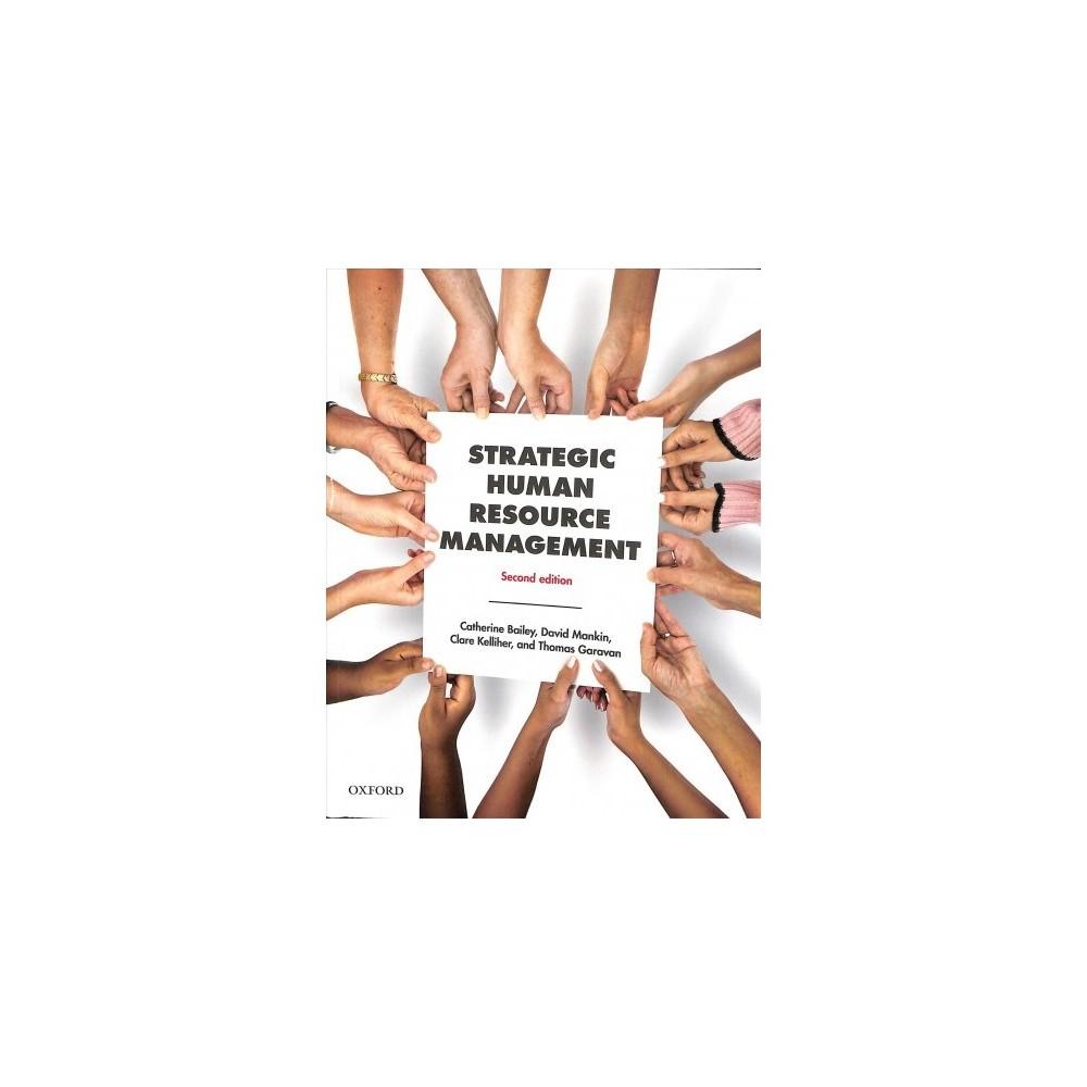 Strategic Human Resource Management - 2 Pap/Psc (Paperback)