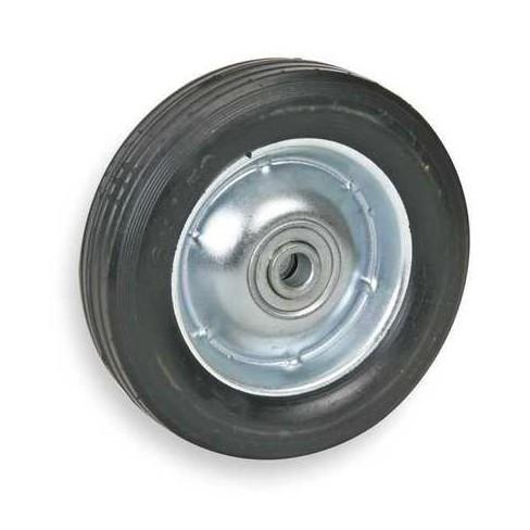 ZORO SELECT 1NXA6 Semi-Pneumatic Wheel,6 in.,55 lb. - image 1 of 1