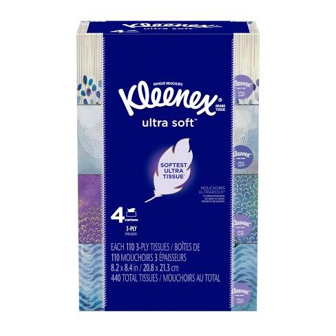 Kleenex Ultra Soft Facial Tissues - image 1 of 4
