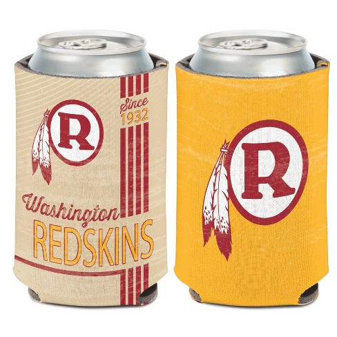 NFL Washington Redskins Retro Can Cooler - image 1 of 1