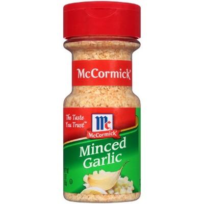 McCormick Minced Garlic - 3oz
