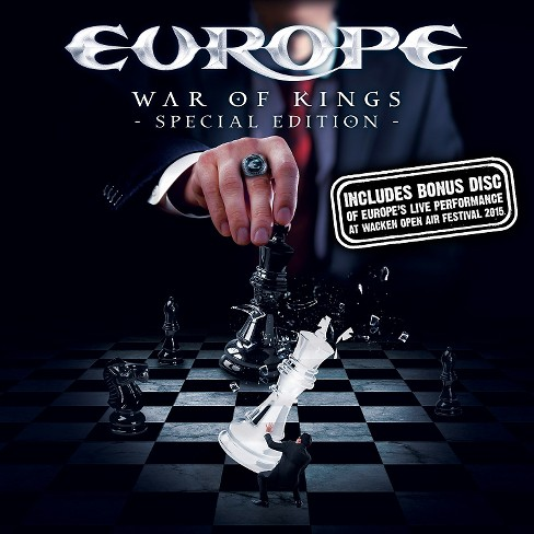 War Of Kings (CD) - image 1 of 1