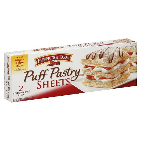 Pepperidge Farm Frozen Puff Pastry Sheets - 2ct/17.25oz - image 1 of 1