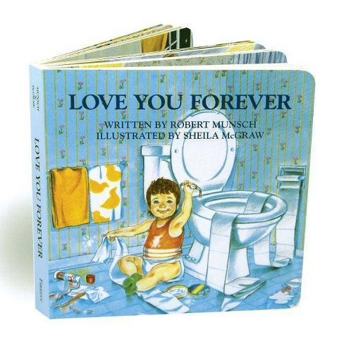 Love You Forever -  by Robert N. Munsch (Hardcover) - image 1 of 1