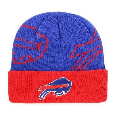 NFL Buffalo Bills Boys' Quick Check Knit Beanie