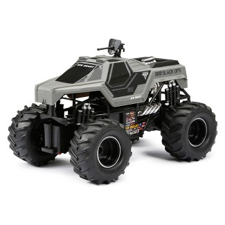 New Bright Remote Control RC FF Chargers Monster Jam Soldier of Fortune