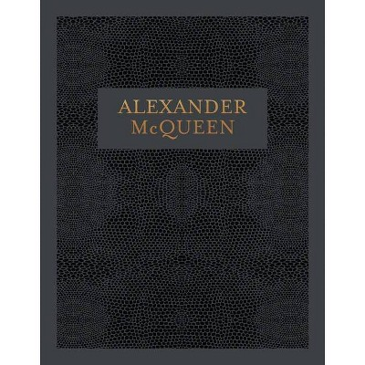 Alexander McQueen - by  Claire Wilcox (Hardcover)