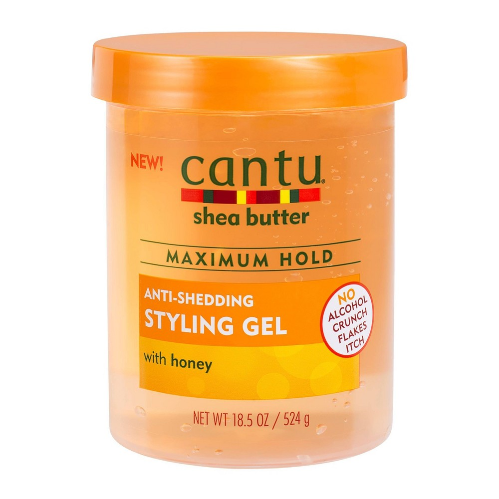Image of Cantu Anti-Shedding Styling Gel - 18.5oz
