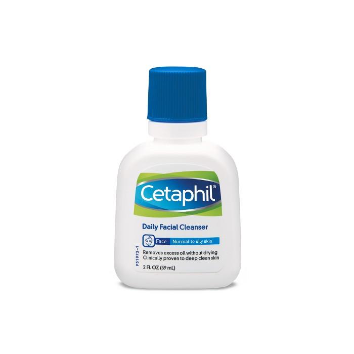 Cetaphil Daily Facial Cleanser - 2 Fl Oz : Target