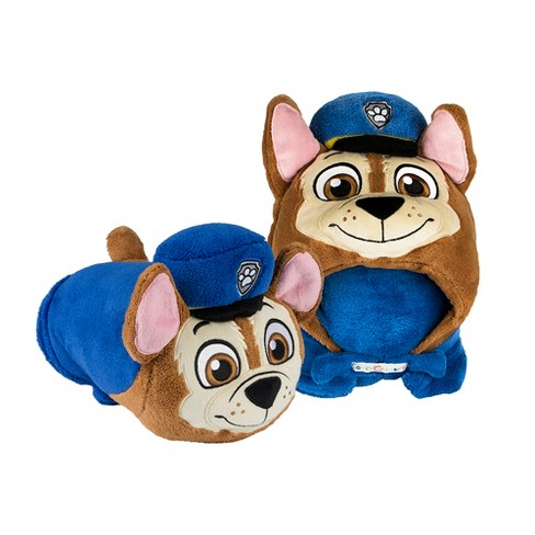 As Seen On Tv Comfy Critters Throw Blanket Paw Patrol Chase Target