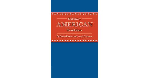 Stuff Every American Should Know (Hardcover) - image 1 of 1