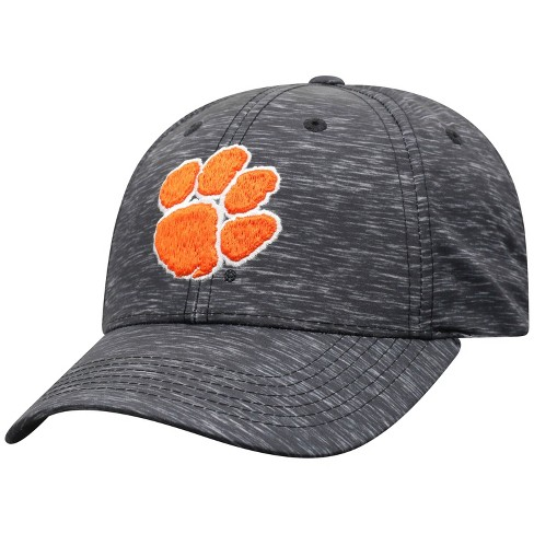 5a22f9b6948 NCAA Men s Clemson Tigers Charcoal Spacedye Hat   Target