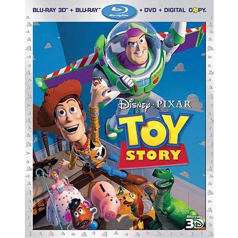 toy story blu ray upc