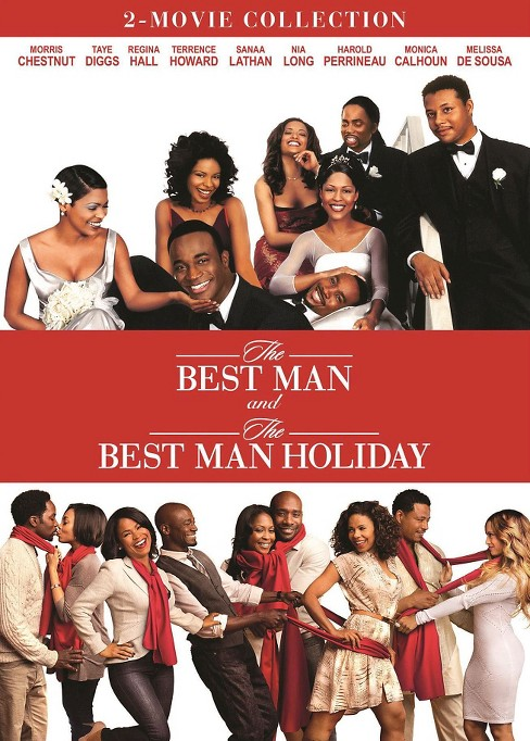 Best man/Best man holiday (DVD) - image 1 of 1