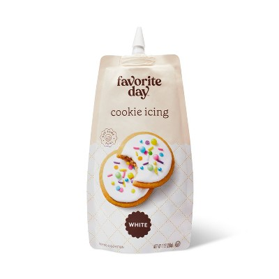 White Cookie Icing - 7oz - Favorite Day™