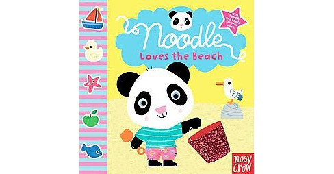 Noodle Loves the Beach (Hardcover) - image 1 of 1