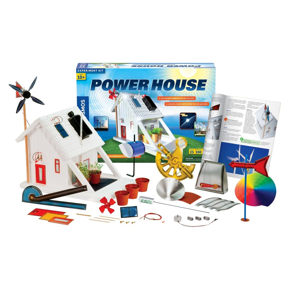 Thames and Kosmos Power House (V 2.0)