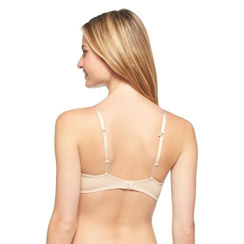 be887e852dc9b Women s Perfect T-Shirt Convertible Push-Up Plunge Bra - Xhilaration™  Mochaccino 38B   Target