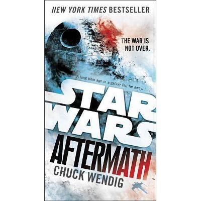 Star Wars Aftermath (Reissue) (Paperback) by Chuck Wendig
