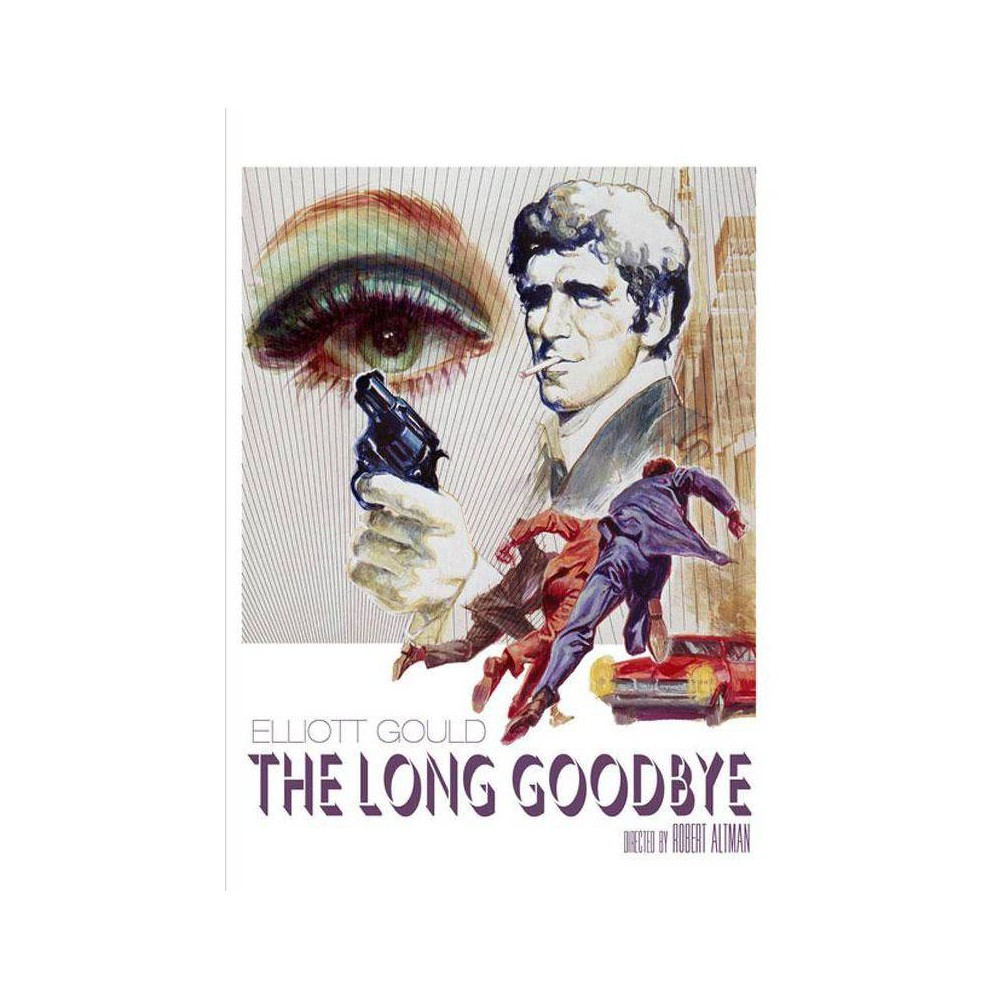 The Long Goodbye Dvd