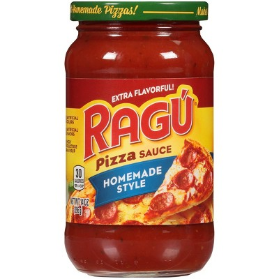 Ragu Homemade Style Pizza Sauce - 14oz