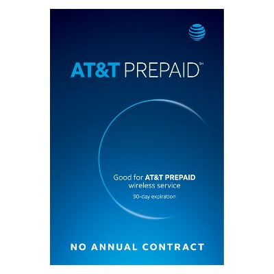 AT&T Prepaid Phone Card (Email Delivery)