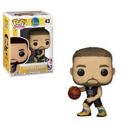 Funko POP! Basketball: NBA Golden State Warriors - Steph Curry