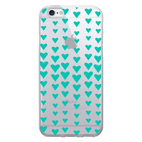 iPhone 6/6S Case - OTM Classic Prints Clear - Hearts - image 1 of 1