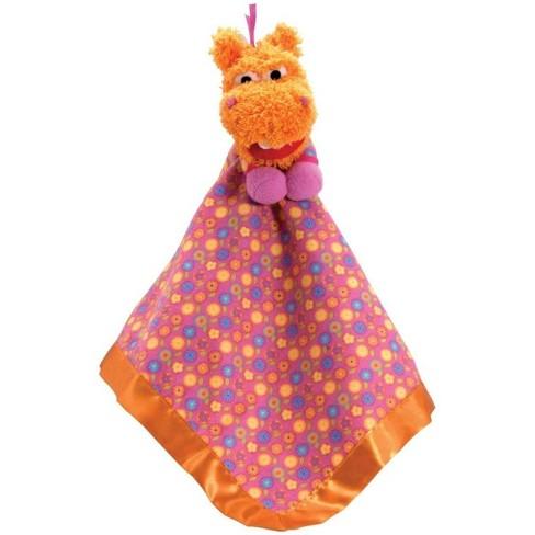 Tomy Jim Henson's Pajanimals Pals Sweet Pea Sue Blanket Buddy - image 1 of 1