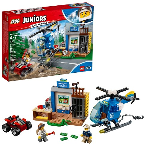 Lego Juniors Mountain Police Chase 10751 Target