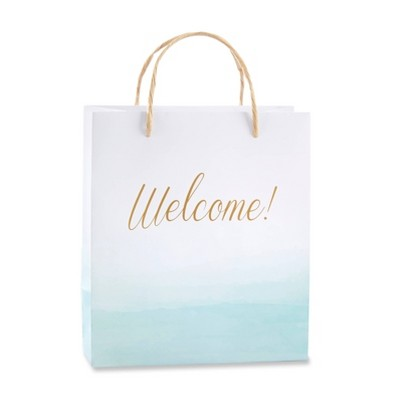 12ct Beach Tides Welcome Gift Bag