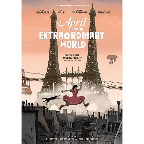 April and the Extraordinary World (DVD) - image 1 of 1