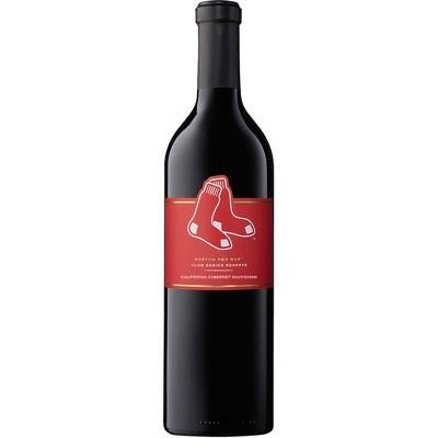 Boston Red Sox Cabernet Sauvignon Red Wine - 750ml Bottle