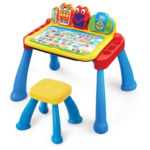 VTech Touch and Learn Activity Desk Deluxe - image 1 of 9