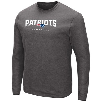 NFL New England Patriots Long Sleeve Men's Big & Tall T-Shirt XXXL