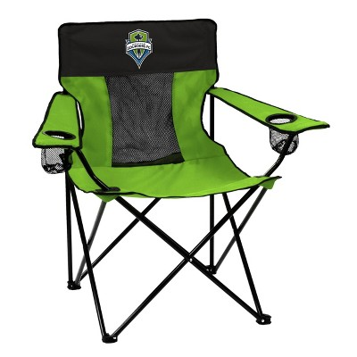 MLS Seattle Sounders FC Elite Outdoor Portable Chair