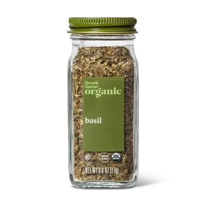 Organic Basil - 0.6oz - Good & Gather™