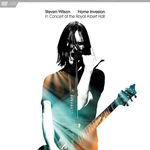 Steven Wilson - Home Invasion: In Concert At The Royal Albert Hall (CD) - image 1 of 1