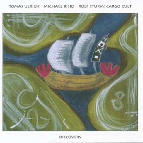 Tomas Ulrich - Discovers (CD) - image 1 of 1