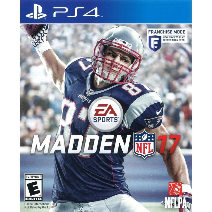 Madden NFL 17 PRE-OWNED - PlayStation 4 - image 1 of 1