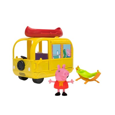 Peppa Pig Medium Playset Campervan