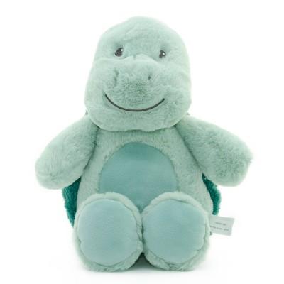YuMe Baby Plush Turtle
